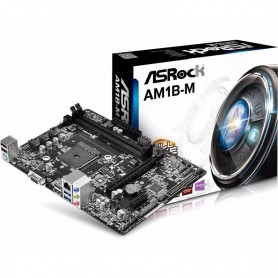 MOTHER ASROCK AM1B-M AMD AM1 SATA 3 USB 3.0 DDR3 VGA