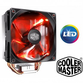 COOLER HYPER 212 LED COOLER MASTER AM3+ FM2 1155 1156 775