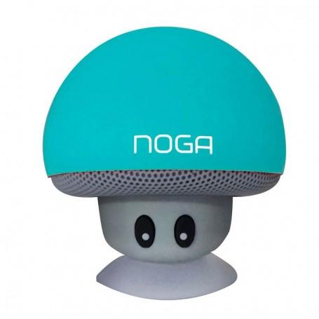 Parlante Bluetooth Hongo Noga Ng-P074 Sopapa Celeste