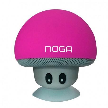 Parlante Bluetooth Hongo Noga Ng-P074 Sopapa Rosa