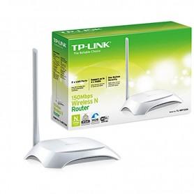 Router Tplink Tl-Wr720N 1 Antena 2 Puertos Lan 150Mbps