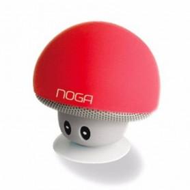 Parlante Bluetooth Hongo Noga Ng-P074 Sopapa Rojo