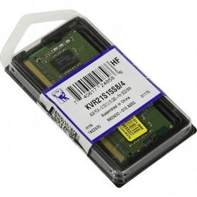 MEMORIA DDR4 4GB 2133 MHz SODIMM KINGSTON KVR21S15S8/4 NOTEBOOK