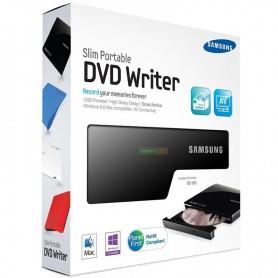 GRABADORA DVD EXTERNA USB SAMSUNG 2,0 8X SE-208