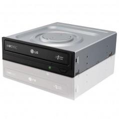 GRABADORA DVD LG 24X GH24NSCO BLACK (SATA)