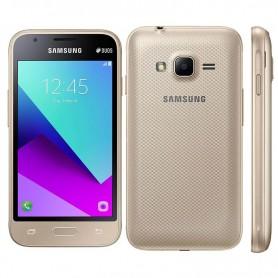 CELULAR SAMSUNG GALAXY J1 MINI PRIME 8GB (SM-J106M) 4G LTE DORADO 4.0 PANTALLA QUAD CORE 1.5 8GB 5MPX