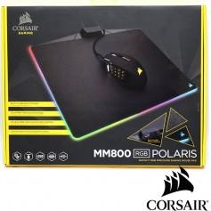 PAD MOUSE GAMER CORSAIR MM800 POLARIS RGB USB PWM