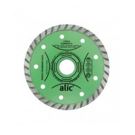 Disco diamantado Turbo 115mm corte seco ALIC HOBBISTA