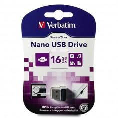PEN DRIVE VERBATIM 16GB NANO