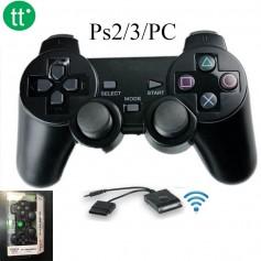 JOYSTICK TT INALAMBRICO PS2 PS3 PC TTJ2