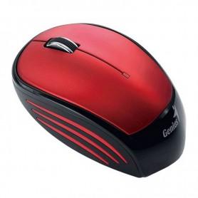 Mouse Inalambrico Genius Nx-6500 Rojo