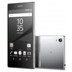 Celular Sony Z5 Premium LTE 4k E6883 chrome