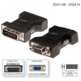 Adaptador Dvi-I M / Vga H Digital Netmak