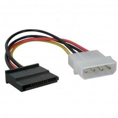 Cable Fuente 5.25 a SATA X1 Intco
