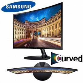 MONITOR 24 SAMSUNG CURVO GAMER FULL HD 1920 X 1080 HDMI VGA C24F390FHL