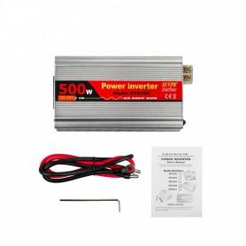 INVERSOR CONVERSOR POWER INVERTER 500W 12V A 220V DY-8109