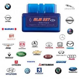 SCANNER AUTOMOTOR OBD2 ELM 327 V2.1 BLUETOOTH ANDROID MULTIMARCA