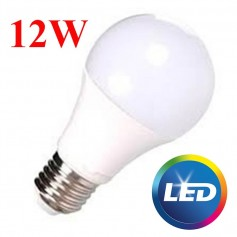 Lampara Led 12W Luz Calida Oferta