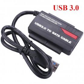CONVERSOR ADAPTADOR SATA IDE A USB 3.0 WLX-891U3