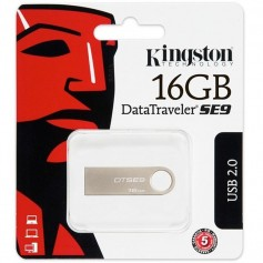 PEN DRIVE 16GB KINGSTON DATATRAVELER SE9