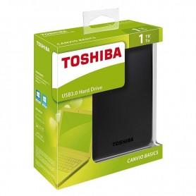DISCO RIGIDO EXTERNO HD 1TB TOSHIBA CANVIOS BASICS USB 3.0