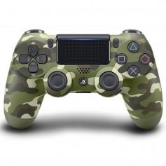 JOYSTICK PS4 PLAYSTATION 4 DUALSHOCK4 SONY ORIGINAL CAMUFLADO VERDE