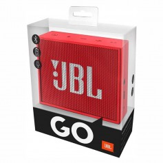 PARLANTE MULTIMEDIA JBL GO ROJO BLUETOOTH IPHONE ANDROID PORTATIL