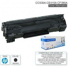 Toner Alternativo Hp 305A Ce410A Ce410 Negro Pro 400 Color M451Dn M451Dw M451Nw M475Dw M475Dn Laserjet 300 Color Mfp M375Nw