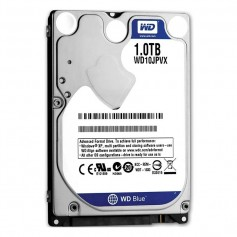 DISCO RIGIDO NOTEBOOK WD BLUE 1TB SATA III WESTERN DIGITAL 7200RPM 2.5 WD10SPZX 9.5MM