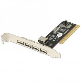 PLACA PCI A 4 PUERTOS USB 2.1