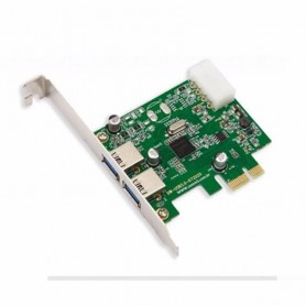 PLACA PCI-e A 2 PUERTOS USB 3.0 HIGH NOGA KW-PE404