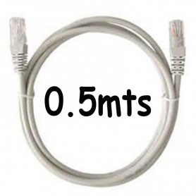 CABLE RED PACH CORD UTP 0.5 METROS KELYX CAT 5E