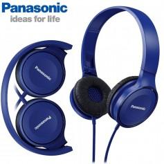 AURICULAR PANASONIC HF-100 POWERFULL SOUND PLEGABLES AZUL