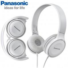 AURICULAR PANASONIC HF-100 POWERFULL SOUND PLEGABLES BLANCO