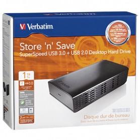 DISCO RIGIDO EXTERNO HD 1TB VERBATIM STORE N GO USB 3.0