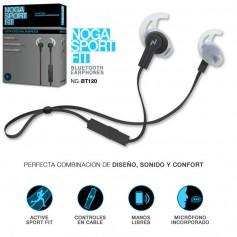 Auricular Bluetooth Deportivo Sport Running Noga Ng-Bt120 Manos Libres