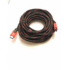 CABLE HDMI MALLADO V1.4 1080P 10MT