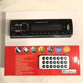 Auto estereo Xplod AUX USB AM FM SD 4X45W