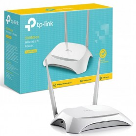ROUTER TP-LINK TL-WR840N WIRELESS N 300MBPS