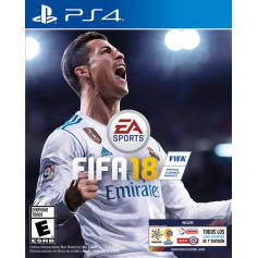JUEGO PS4 FIFA 2018 SPORT PLAYSTATION 4
