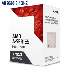 MICRO AMD A8 9600 3.4GHZ SOCKET AM4 2MB CACHE RADEON R7 GRAPHICS