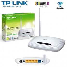 Router Tp-Link Tl-Wr743Nd 150Mbps