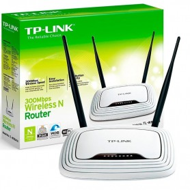 ROUTER TP-LINK TL-WR841ND WIRELESS DOBLE ANTENA
