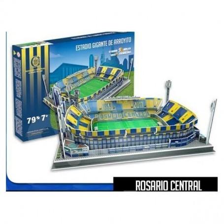 Estadio De Rosario Central Arroyito Club Cancha 3d Para