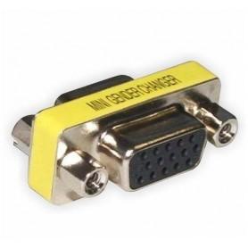 ADAPTADOR VGA HEMBRA - HEMBRA DB15
