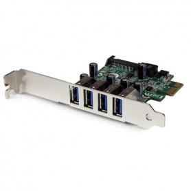 PLACA PCI EXPRESS A 4 PUERTOS USB 3.0 PCI-E X1 A USB3.0