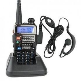 HANDIE BAOFENG UV5 BIBANDA VHF UHF VOX 255 CANALES MOD 2017