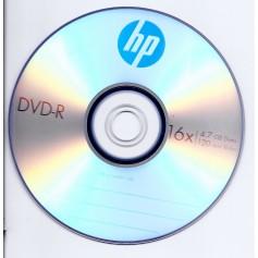 DVD VIRGEN HP
