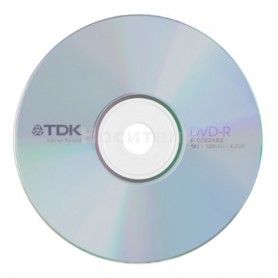 CD TDK PRINTABLE INKJET FULL PRINT