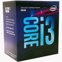 MICRO INTEL CORE i3 8100 3.6GHZ 6MB CACHE SOCKET 1151